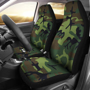 Camo Car Seat Covers - Create Your Own Custom Apparel T-Shirts Home Decor Lifestyle The Harry Potter Store