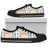 Cats Women's Low Top Shoe - Create Your Own Custom Apparel T-Shirts Home Decor Lifestyle The Harry Potter Store