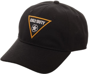 Dad Hat w/ Call of Duty Patch - Call of Duty Hat - Create Your Own Custom Apparel T-Shirts Home Decor Lifestyle The Harry Potter Store