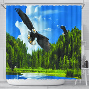 Free fly Shower Curtain - Create Your Own Custom Apparel T-Shirts Home Decor Lifestyle The Harry Potter Store