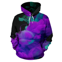 Purple Haze Hoodie - Create Your Own Custom Apparel T-Shirts Home Decor Lifestyle The Harry Potter Store