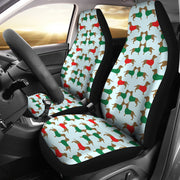 Dachshund Car Seat Covers - Create Your Own Custom Apparel T-Shirts Home Decor Lifestyle The Harry Potter Store