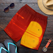 Just About Sundown - Men's Shorts