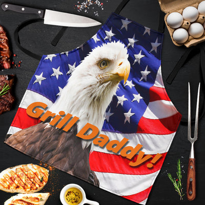 Grill Daddy! - BBQ Grill Master Apron