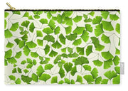 Ginkgo Leaves - Carry-All Pouch - Create Your Own Custom Apparel T-Shirts Home Decor Lifestyle The Harry Potter Store