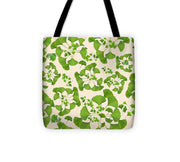 Ginkgo Leaves In Summer - Tote Bag - Create Your Own Custom Apparel T-Shirts Home Decor Lifestyle The Harry Potter Store