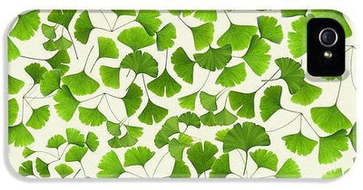Ginkgo Leaves - Phone Case - Create Your Own Custom Apparel T-Shirts Home Decor Lifestyle The Harry Potter Store