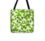 Ginkgo Leaves - Tote Bag - Create Your Own Custom Apparel T-Shirts Home Decor Lifestyle The Harry Potter Store