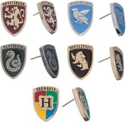Harry Potter Crests Earrings - Create Your Own Custom Apparel T-Shirts Home Decor Lifestyle The Harry Potter Store