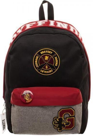 Harry Potter Gryffindor Backpack - Create Your Own Custom Apparel T-Shirts Home Decor Lifestyle The Harry Potter Store