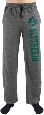 Harry Potter Hogwarts Slytherin House Print Mens Loungewear Lounge Pants - Create Your Own Custom Apparel T-Shirts Home Decor Lifestyle The Harry Potter Store