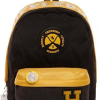 Harry Potter Hufflepuff Backpack - Create Your Own Custom Apparel T-Shirts Home Decor Lifestyle The Harry Potter Store