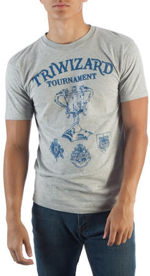 Harry Potter Triwizard T-Shirt - Create Your Own Custom Apparel T-Shirts Home Decor Lifestyle The Harry Potter Store