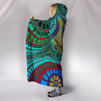 Hippy Trippy Day Dream Hooded Blanket - Create Your Own Custom Apparel T-Shirts Home Decor Lifestyle The Harry Potter Store