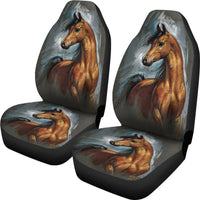 HORSE SPIRIT CAR SEAT COVERS - Create Your Own Custom Apparel T-Shirts Home Decor Lifestyle The Harry Potter Store