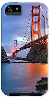 I Left My Heart In San Francisco - Phone Case - Create Your Own Custom Apparel T-Shirts Home Decor Lifestyle The Harry Potter Store