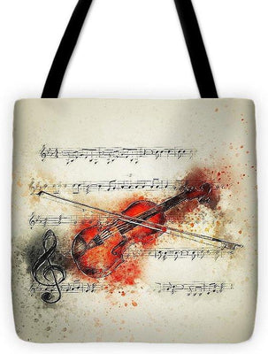 If Music Be The Food Of Love, Play On - Shakespeare Quotes - Tote Bag - Create Your Own Custom Apparel T-Shirts Home Decor Lifestyle The Harry Potter Store