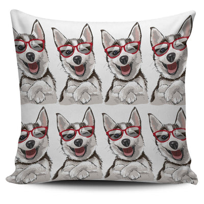 Laughing Dog Pillow Cover - Create Your Own Custom Apparel T-Shirts Home Decor Lifestyle The Harry Potter Store
