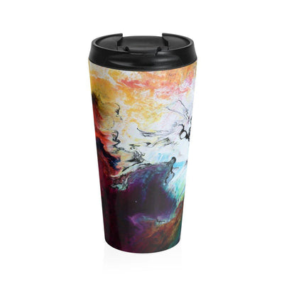 Marble - Stainless Steel Travel Mug - Create Your Own Custom Apparel T-Shirts Home Decor Lifestyle The Harry Potter Store