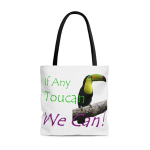 Our Love - If Any Toucan We Can!  Wedding Or Valentine's Day Gift Idea - Create Your Own Custom Apparel T-Shirts Home Decor Lifestyle The Harry Potter Store