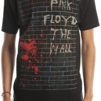 Pink Floyd The Wall Men's Black T-Shirt Tee Shirt - Create Your Own Custom Apparel T-Shirts Home Decor Lifestyle The Harry Potter Store