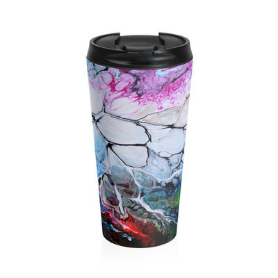 Stainless Steel Travel Mug - Create Your Own Custom Apparel T-Shirts Home Decor Lifestyle The Harry Potter Store