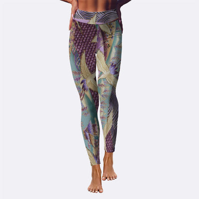 Tapestry - Women's Leggings - Create Your Own Custom Apparel T-Shirts Home Decor Lifestyle The Harry Potter Store
