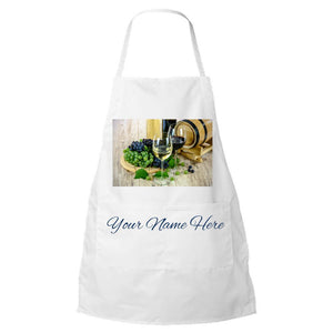 The Chef's Apron - Customizable - Create Your Own Custom Apparel T-Shirts Home Decor Lifestyle The Harry Potter Store