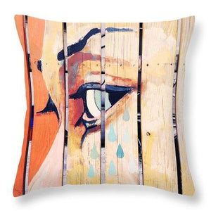 The Eyes Have It - Throw Pillow - Create Your Own Custom Apparel T-Shirts Home Decor Lifestyle The Harry Potter Store