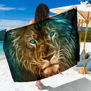 The Queen Of Beasts - Women's Sarongs - Create Your Own Custom Apparel T-Shirts Home Decor Lifestyle The Harry Potter Store