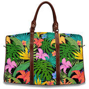 Tropical Jungle Print Travel Bags - Create Your Own Custom Apparel T-Shirts Home Decor Lifestyle The Harry Potter Store