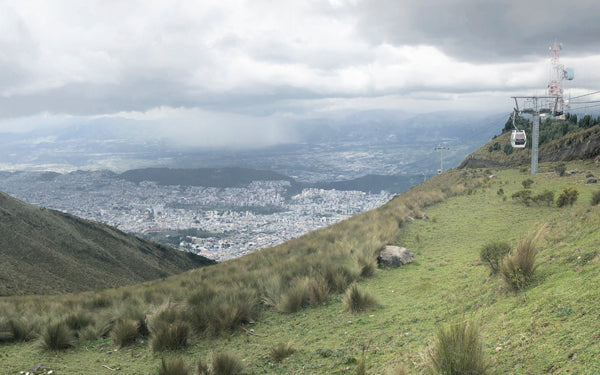 36 HEURES À QUITO||36 HOURS IN QUITO
