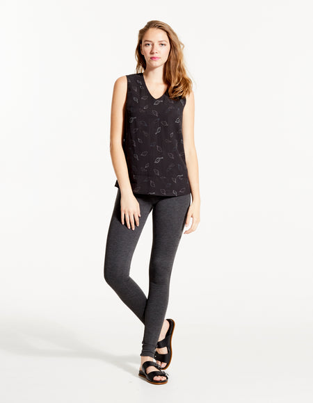 HAUT SANS MANCHES INX||INX SLEEVELESS TOP