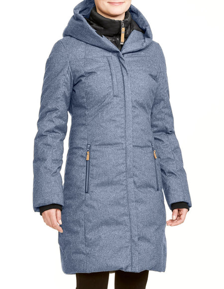 MANTEAU D'HIVER KEF||KEF WINTER JACKET