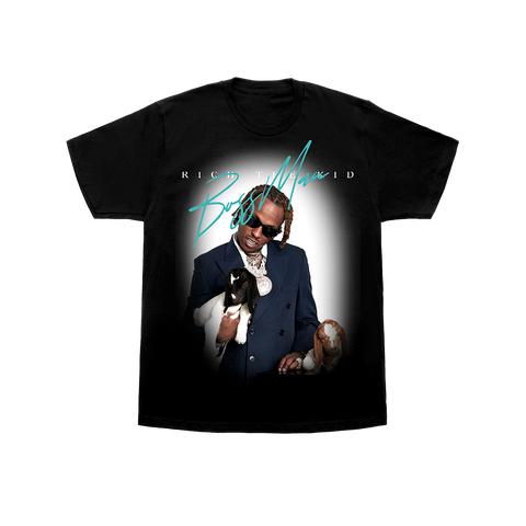 Bossman Photo T-Shirt + Digital Album