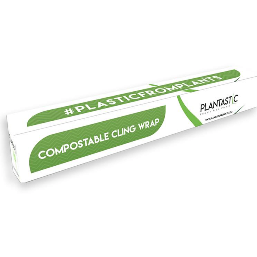 Compostable and Biodegradable Food Wraps