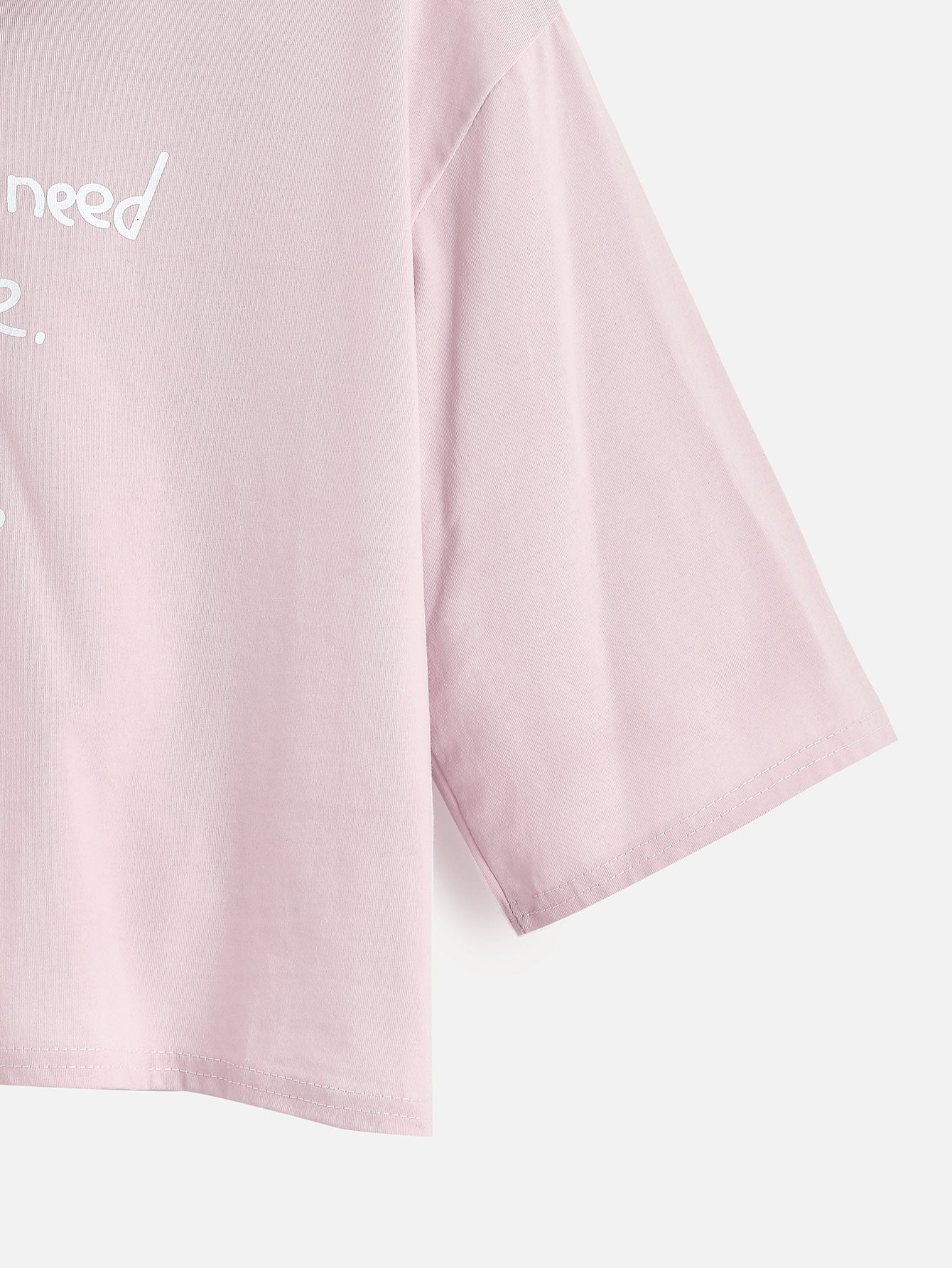 First, I Need Coffee Cropped Hoodie