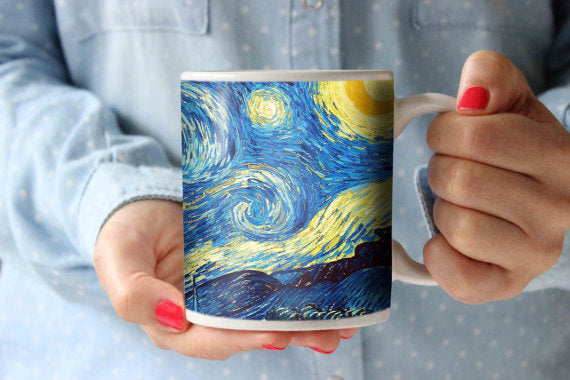 Van Gogh Starry Night Coffee Mug