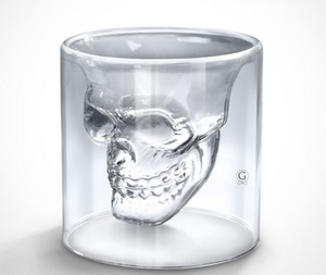 Skull Espresso Shot Glass