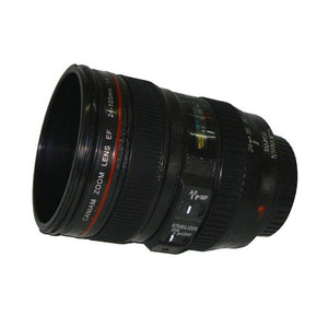 Life Like Camera Lens Coffee Mug