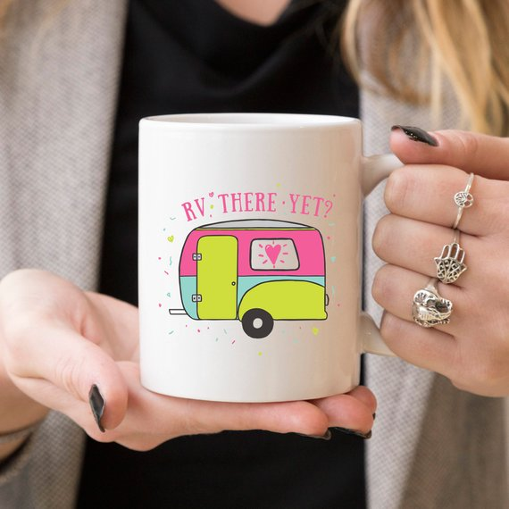 RV There Yet Coffee Mug