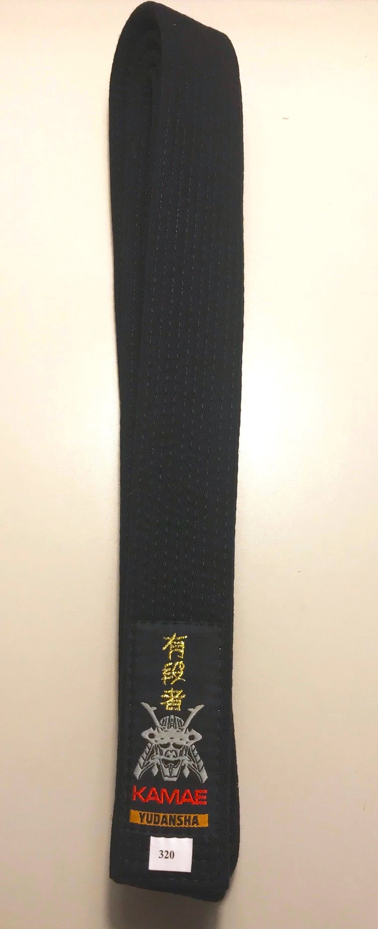 Yudansha Black Belt Range