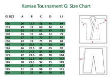 Kamae Tournament Gi