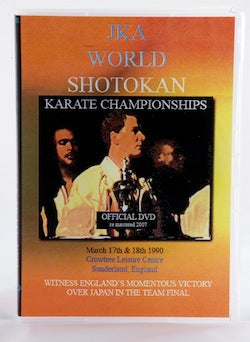 1990 JKA World Shotokan Karate Championship