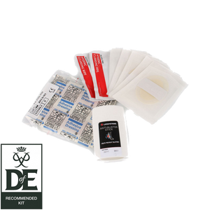 LiFESYSTEMS Blister First Aid Kit (contents) - WeAreTheLand.co.uk