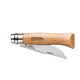 Opinel No.8 Pocket Knife - Natural