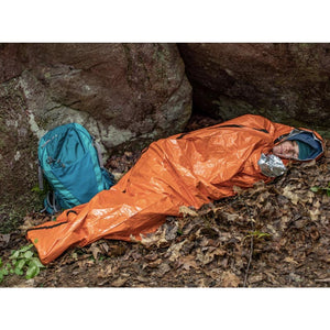 SOL Emergency Bivvy / Blanket - Usage