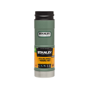 Stanley Classic Stainless Steel Mug/Flask 473ml / 16oz (Packaged) - WeAreTheLand.co.uk