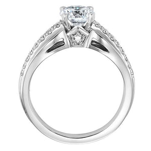 DIAMOND SOLITAIRE ENGAGEMENT RING RG58507