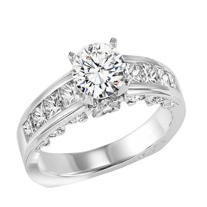 DIAMOND SOLITAIRE ENGAGEMENT RING BY NIKI J NVS7030E